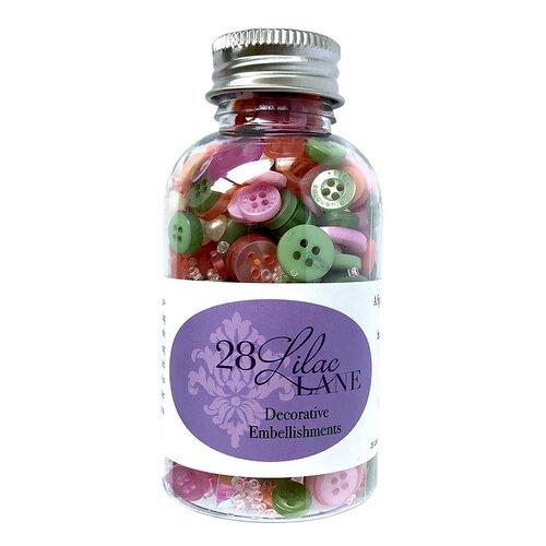 28 Lilac Lane - Deco Embellish Bottle - Macaron