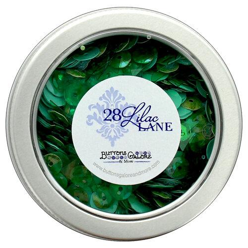 28 Lilac Lane - Sequin Tin - Spring Meadow