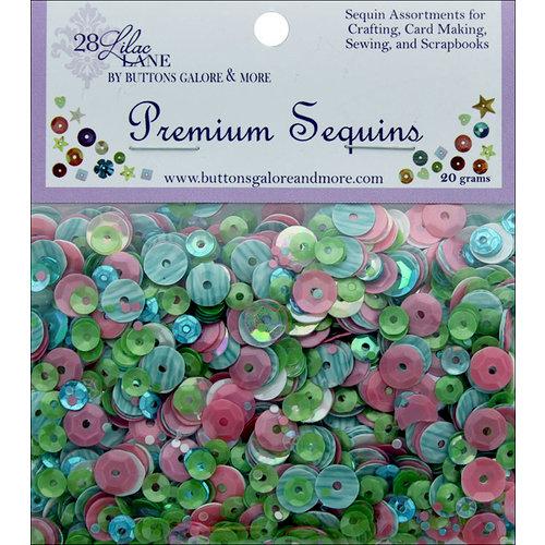 28 Lilac Lane - Premium Sequins - Rainbow Unicorn