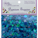 28 Lilac Lane - Premium Sequins - Blues Mix
