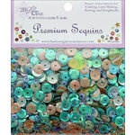 28 Lilac Lane - Premium Sequins - Shells and Sand