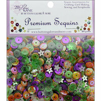 28 Lilac Lane - Premium Sequins - Spooky Fun