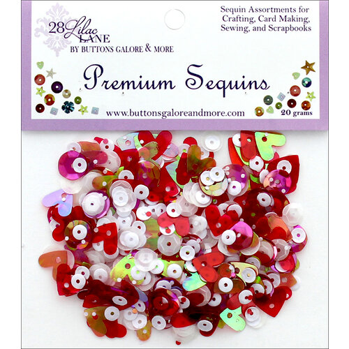 28 Lilac Lane - Premium Sequins - Valentine
