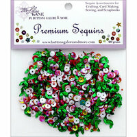 28 Lilac Lane - Christmas - Premium Sequins - Holly
