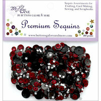 28 Lilac Lane - Premium Sequins - Pirates