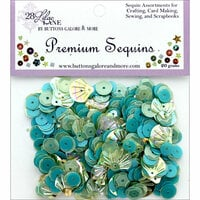 28 Lilac Lane - Premium Sequins - Sea