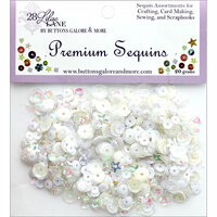 28 Lilac Lane - Premium Sequins - Marshmallow