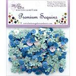 28 Lilac Lane - Premium Sequins - Sky