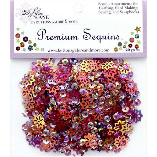 28 Lilac Lane - Premium Sequins - Plum