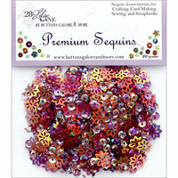 28 Lilac Lane - Premium Sequins - Plum