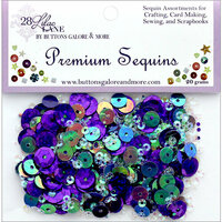 28 Lilac Lane - Premium Sequins - Grape