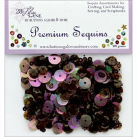 28 Lilac Lane - Premium Sequins - Coffee