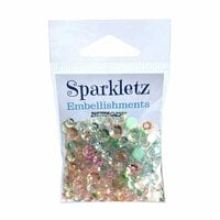 Buttons Galore - Sparkletz Collection - Embellishments - All Is Calm