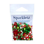 Buttons Galore - Sparkletz Collection - Embellishments - Christmas Carnival