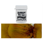 Colourcraft - Brusho - Crystal Colour - Yellow Ochre