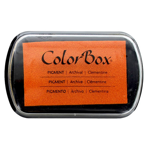ColorBox - Pigment Ink Pad - Clementine