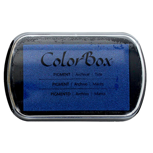 ColorBox - Pigment Ink Pad - Tide