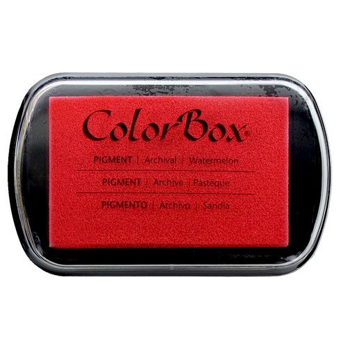 ColorBox - Pigment Ink Pad - Watermelon