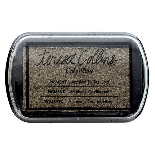 ColorBox - Pigment Ink Pad - Glitz Gold