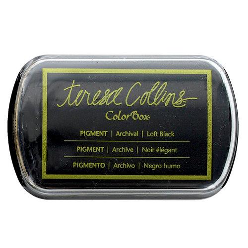 ColorBox - Pigment Ink Pad - Loft Black