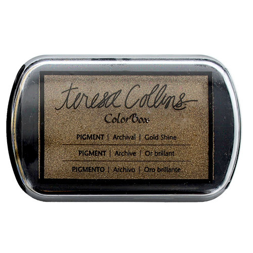 ColorBox - Pigment Ink Pad - Gold Shine