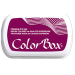 ColorBox - Premium Dye Ink Pad - Burgundy