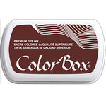 ColorBox - Premium Dye Ink Pad - Leather