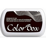ColorBox - Premium Dye Ink Pad - Black Bean