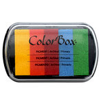 ColorBox - Pigment Ink Pad - 5 Color - Primary