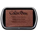 ColorBox - Pigment Ink Pad - Metallic - Black