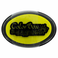ColorBox - Blacklight Neon Ink Pad - Sunny