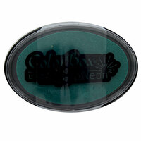 ColorBox - Blacklight Neon Ink Pad - Jade