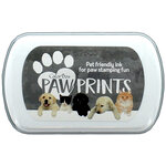 ColorBox - Paw Prints Collection - Ink Pad - Gray