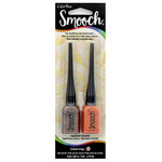 ColorBox - Smooch - Marbling Accent Ink - 2 Pack - Mocha and Sweet Melon