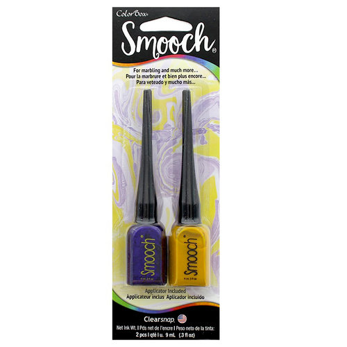 ColorBox - Smooch - Marbling Accent Ink - 2 Pack - Sugarberry and Sundance