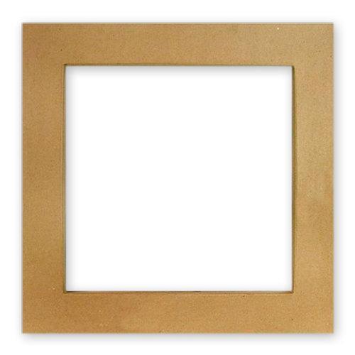 Craft Pedlar - 12 x 12 Paper Mache Frame - Craft