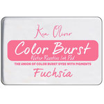 Ken Oliver - Color Burst - Water Reactive Ink Pad - Fuchsia