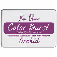 Ken Oliver - Color Burst - Water Reactive Ink Pad - Orchid