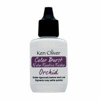 Ken Oliver - Color Burst - Water Reactive Reinker - Orchid
