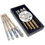 Ken Oliver - Stencil Brushes - 4 Pack
