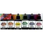 Ken Oliver - Liquid Watercolor - Earth Tones - 6 Pack