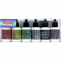 Ken Oliver - Liquid Metals - Holiday - 6 Pack