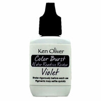 Ken Oliver - Color Burst - Reinker - Violet