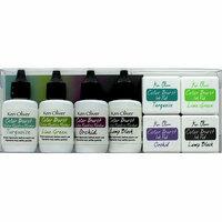 Ken Oliver - Color Burst - Ink Pad Mini and Reinker - 2