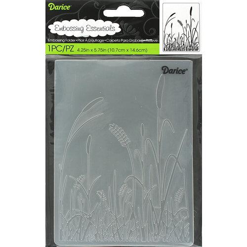 Darice - Embossing Folder - Grass