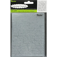 Darice - Embossing Folder - Script Background
