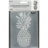 Darice - Embossing Folder - Pineapple