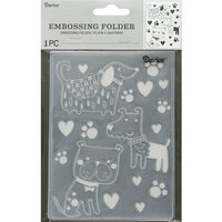 Darice - Embossing Folder - Dogs