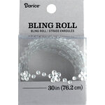 Darice - Bling Stickers - Roll - Rhinestone - Daisy