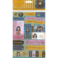 DoCrafts - Santoro Gorjuss - Die Cut Sentiments Pack